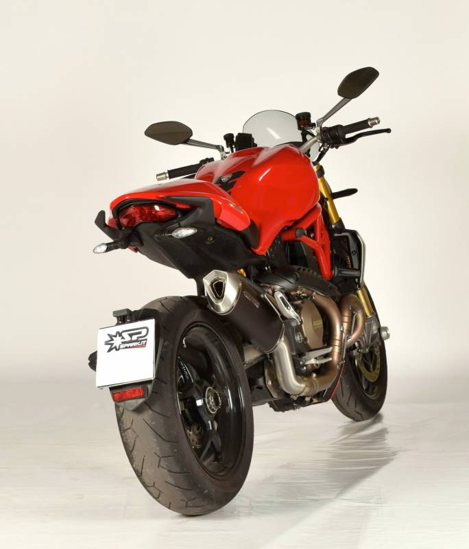 Spark Exhaust Ducati Monster