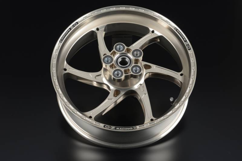 Oz Motorbike Gass Rs A Forged Aluminum Rear Wheel Ducati