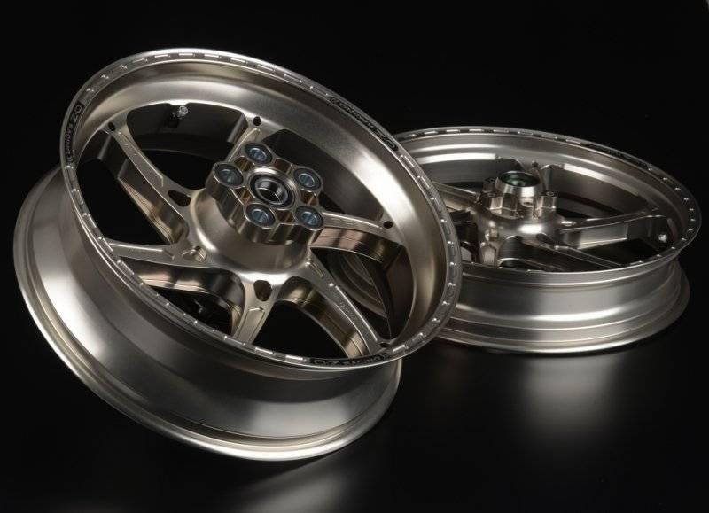 Oz Motorbike Gass Rs A Forged Aluminum Wheel Set Ducati
