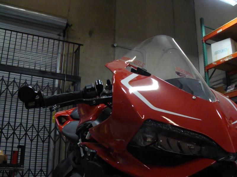 Oberon Quot Bar End Quot Turn Signals Kit Ducati 899 959 1199