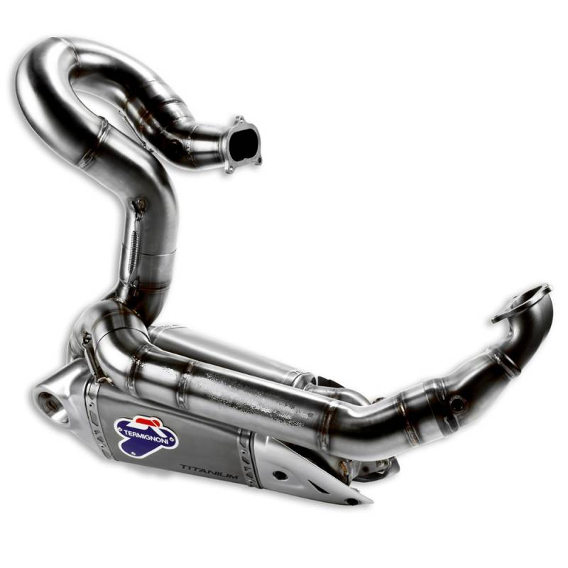 Ducati Termignoni Headers