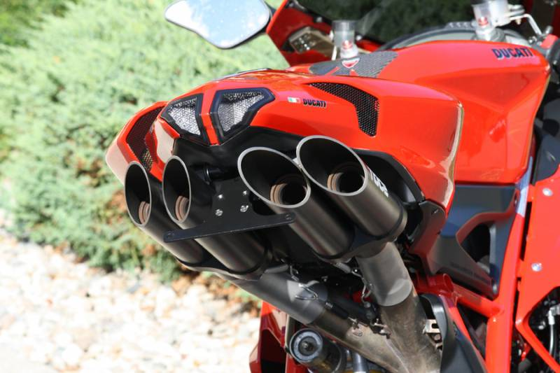 Toce T Slash Slipon Exhaust Ducati 848 1098 1198: Ducati 1098 Exhaust At Woreks.co