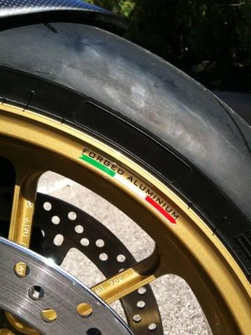 Marchesini Forged Aluminum Wheelset Ducati 1199 1299 Panigale
