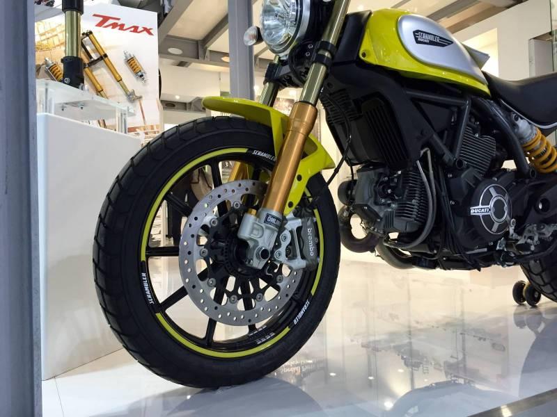 214 Hlins Complete Ohlins Fork Kit Ducati Scrambler