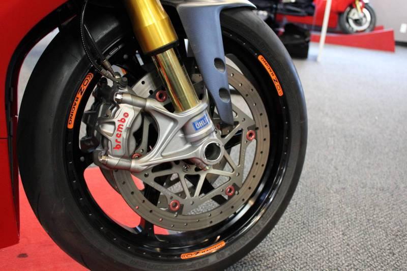 Ducati Monster  Tire Size