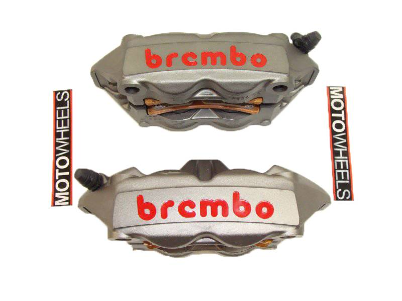Brembo Motorcycle Brake Parts & Fluids - Motowheels com