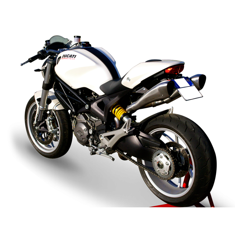 HP Corse Exhausts for Motorcycles - Motowheels com