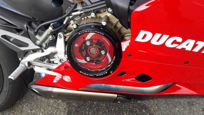 Ducabike Pressure Plate