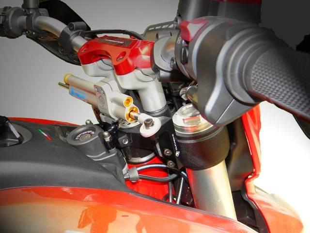 Ducati Hypermotard  Evo Sp Steering Damper