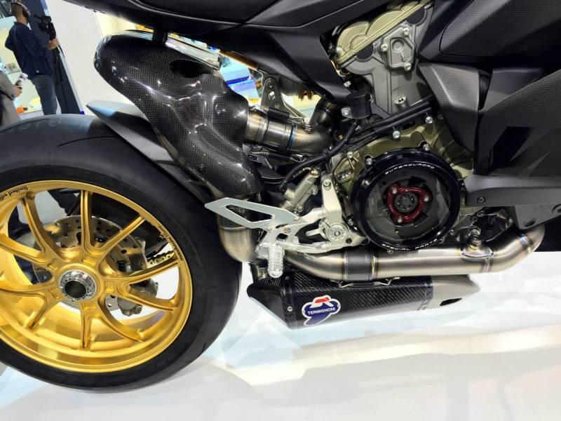 Termignoni Titanium Full Front Exit System Ducati