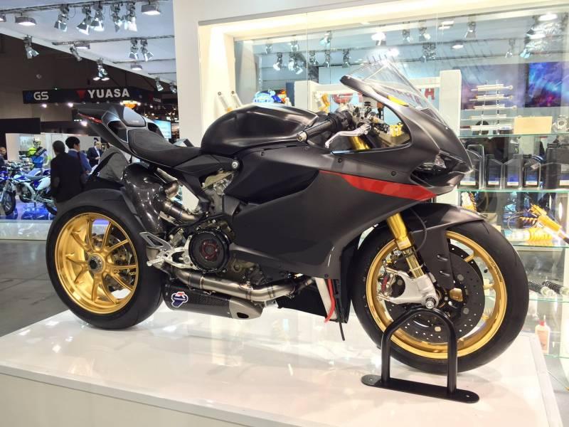 Termignoni Titanium Full Front Exit System Ducati Panigale 899 959