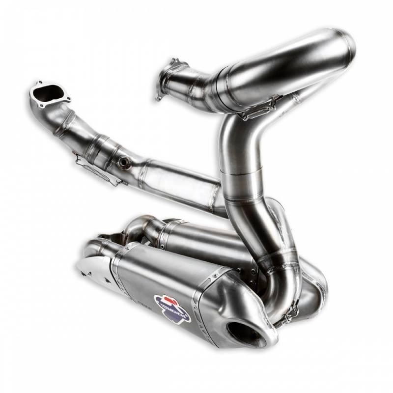 Ducati Streetfighter  Termignoni Titanium