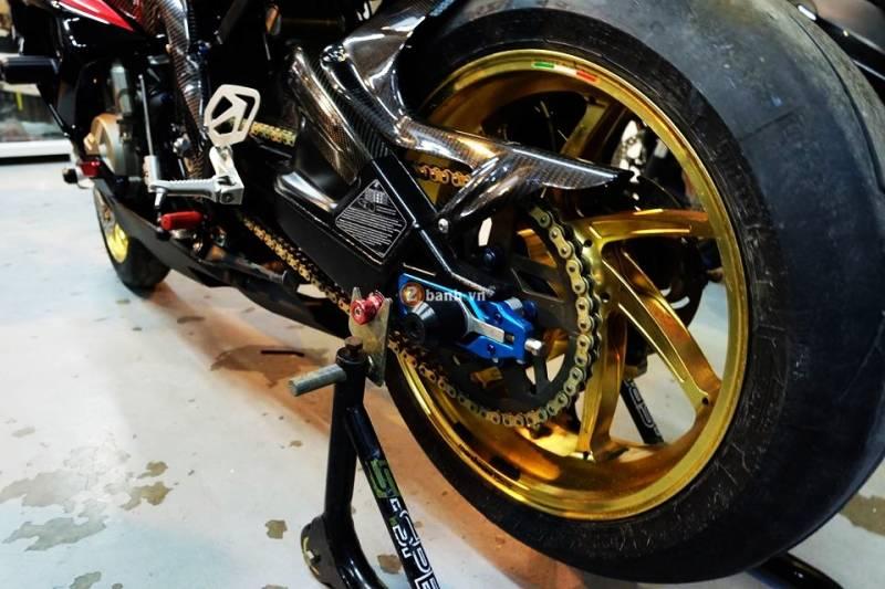 Marchesini M7rs Genesis Forged Aluminum Wheel Set Yamaha