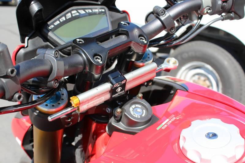 Ducati Hypermotard Ohlins Steering Damper
