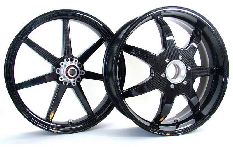 Bst 7 Spoke Wheels Ducati 848 Streetfighter 848