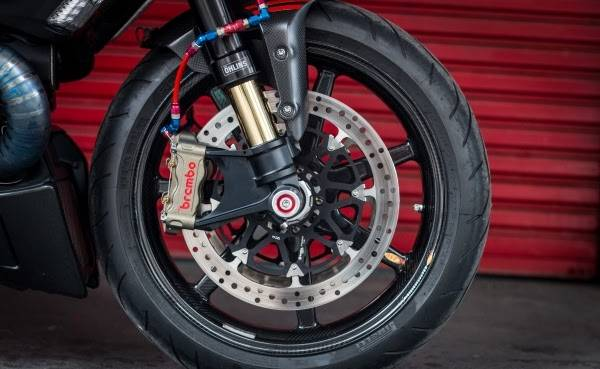 Ducati Monster 821 >> BREMBO HP T-Drive Disk Kit: [Ducati 5 Bolt/320mm, 10MM ...