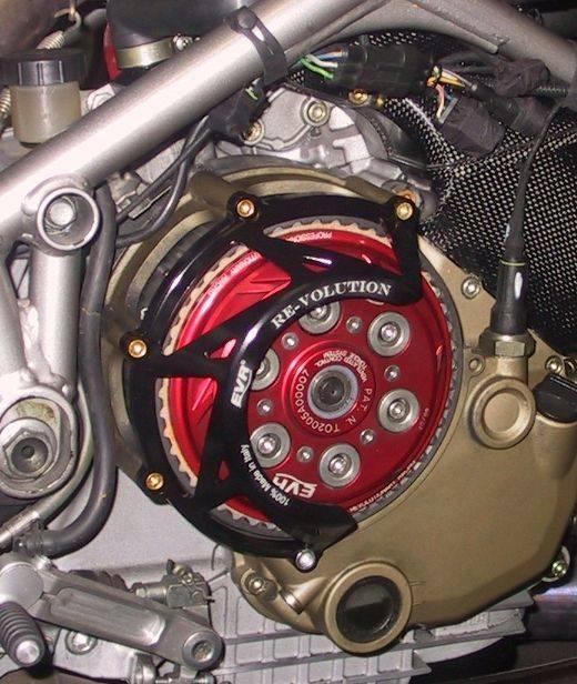 Evr Ducati Vented Clutch Pressure Plate