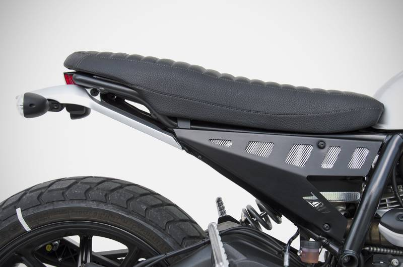 Ducati Scrambler Side Panels