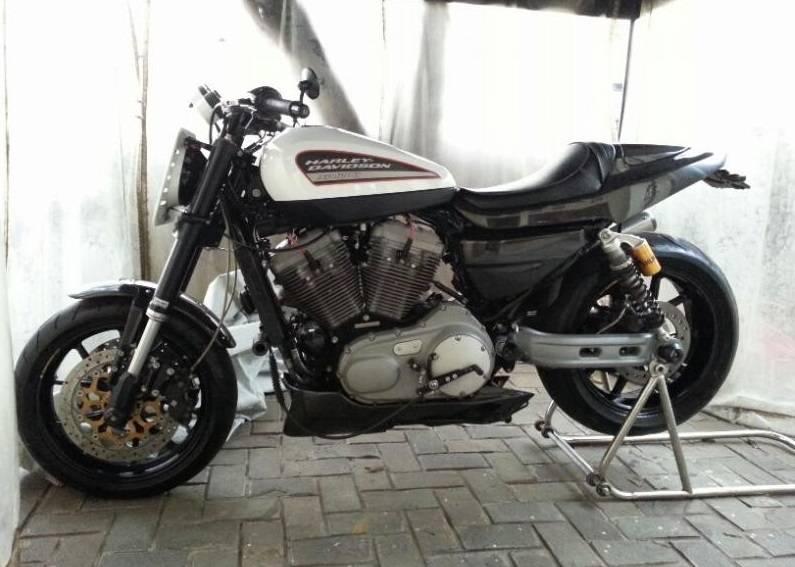 Marchesini Forged Aluminum Wheelset Harley Davidson Xr1200