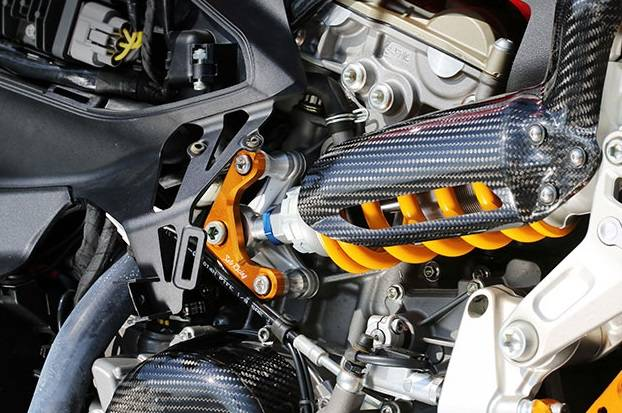 Sato Racing DUCATI 1199/ 1299/ 899/ 959 Panigale Suspension