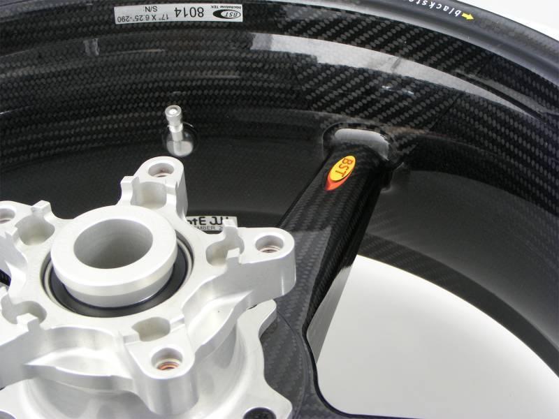 Bst 5 Spoke Wheel Set Honda Cbr 600 Rr 6 0 Rear 05 06