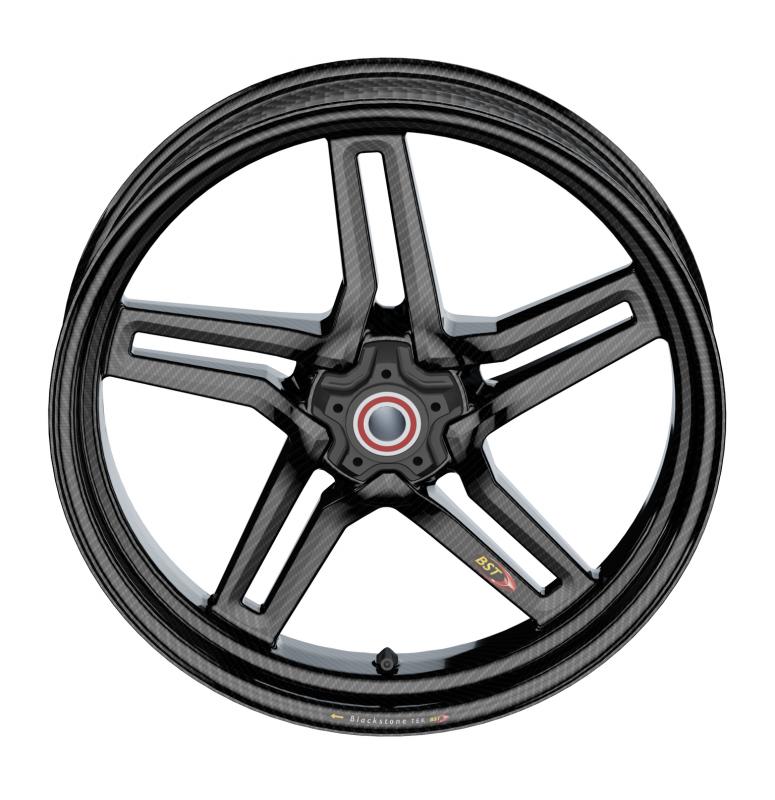 Bst Rapid Tek 5 Split Spoke Wheel Set Ducati 1199 1299 Panigale