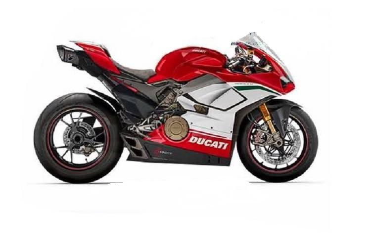Termignoni Complete Racing Titanium Exhaust System Ducati Panigale V4
