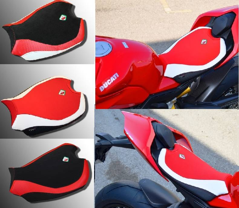 Ducabike Seat Cover Ducati Panigale V4 Rider Seat