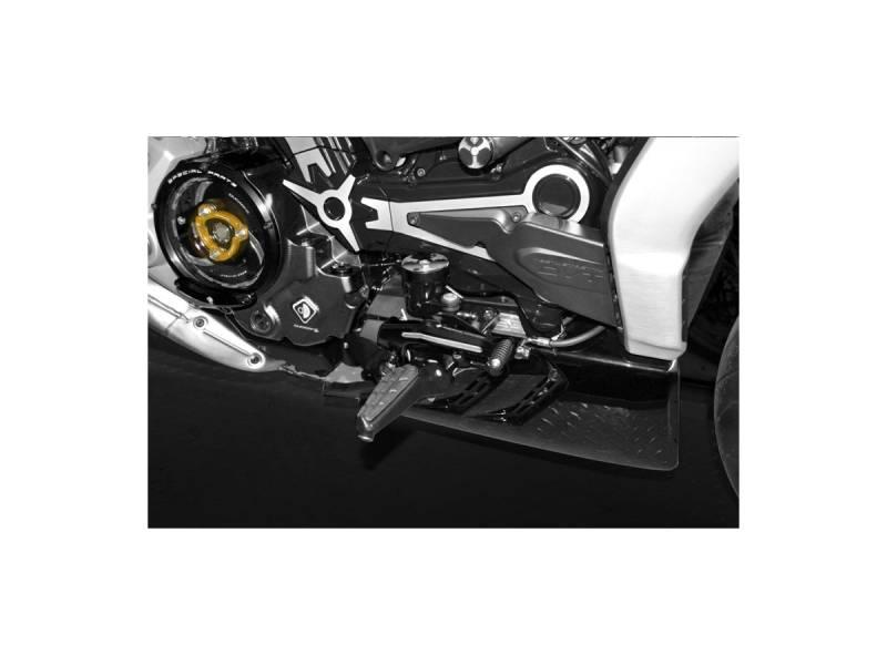Ducabike Billet Brake Lever: Ducati X Diavel