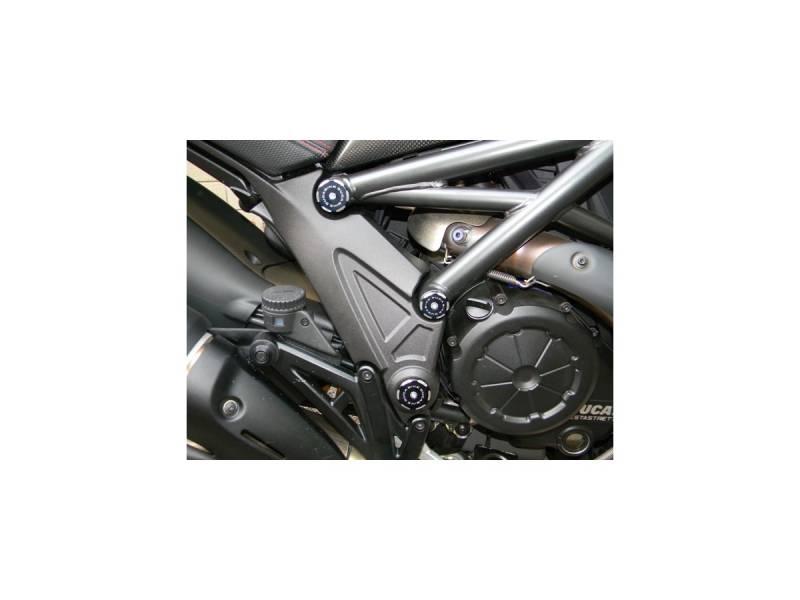 Ducabike Frame Plugs: Ducati Diavel