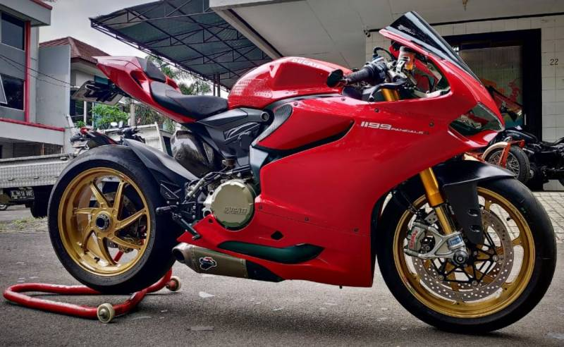 Sf Street Cleaning >> MARCHESINI M7RS Forged Aluminum Wheels: Ducati Panigale ...