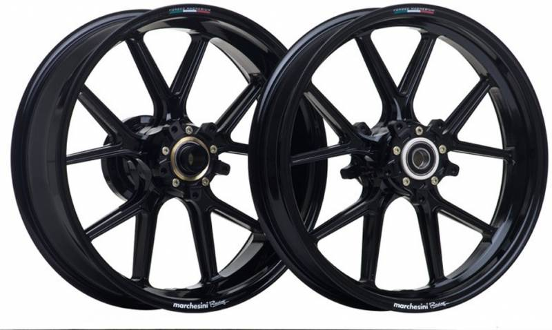 Marchesini Forged Magnesium Wheelset Kawasaki Zx6r