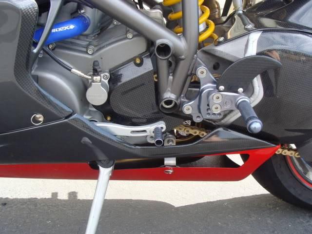 Ducati Slave Cylinder Seized