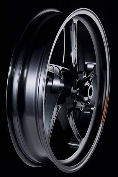 Oz Motorbike Piega Forged Aluminum Front Wheel Honda