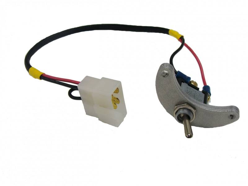Corse Dynamics Ignition Bypass Switch