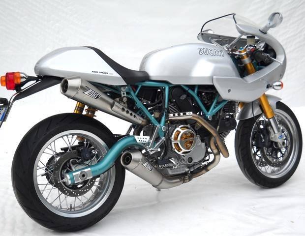 Ducati Sport Classic Zard Review