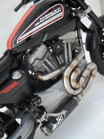 Zard 2 1 Ss Cf Full System Harley Davidson Xr1200