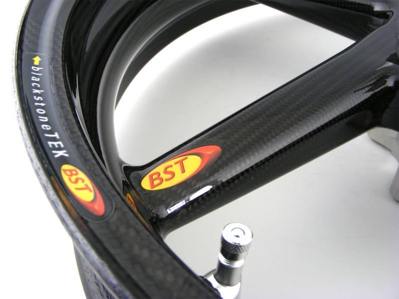 Bst 5 Spoke Front Wheel 748 998 Ss900ie 1000 Mhe Monster S4