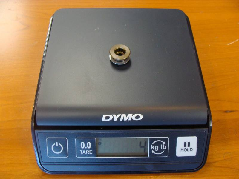 CORSE DYNAMICS Full Floating Rotor Button