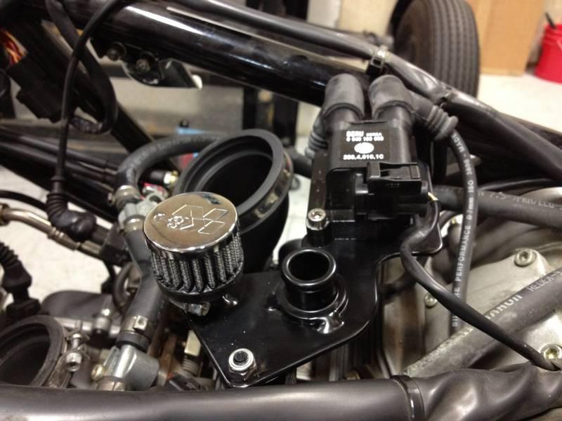 corse dynamics high performance intake kit [sport classic / hypermotard]