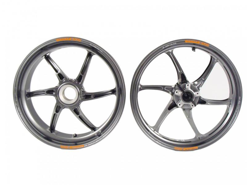 Oz Motorbike Limited Edition Checa Replica Wheel Set