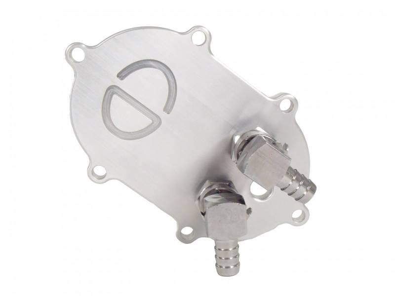 corse dynamics quick release fuel pump base ducati 848 1098 1198 streetfighter