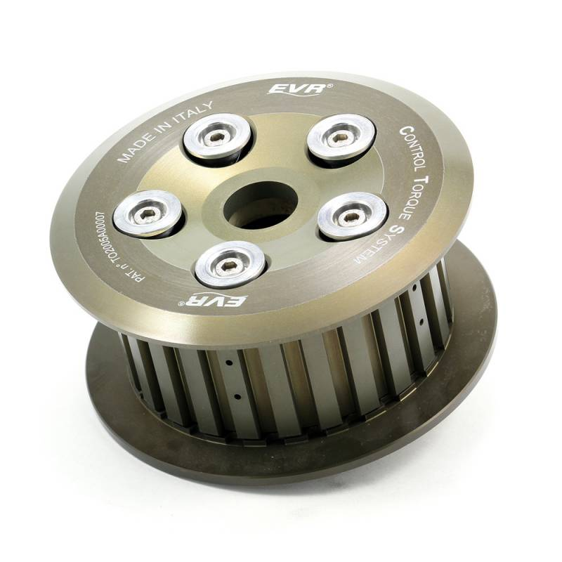 evr ducati wet slipper clutch: 848 / mts1100 / sport classic / st3
