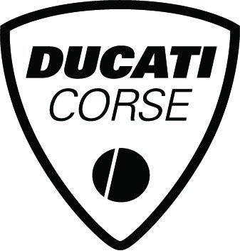 Ducati Stickers For Helmet