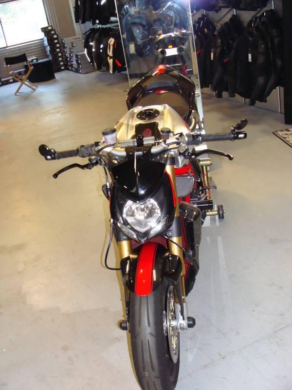 Motowheels Project Bike: 2010 Ducati Streetfighter