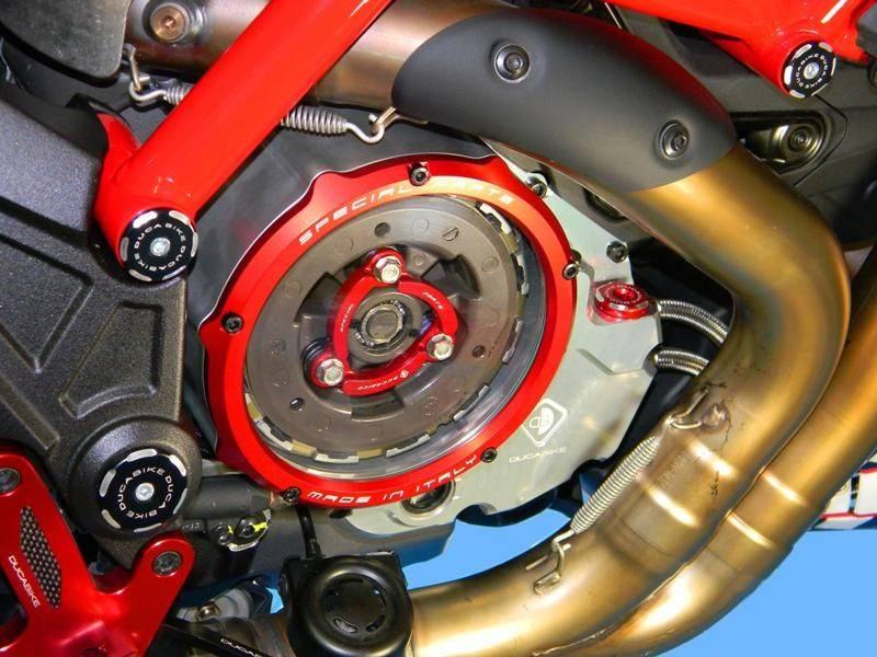 Ducati  Open Clutch Cover