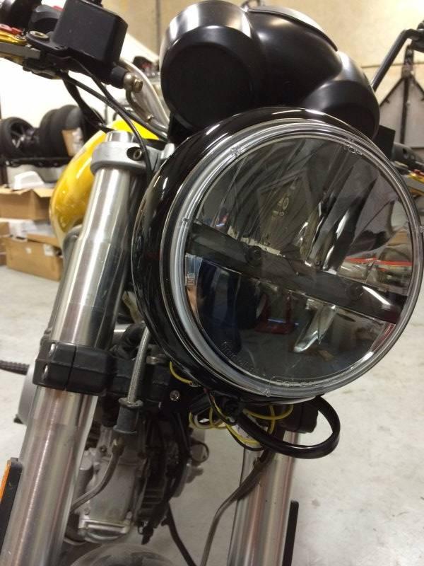 Corse Dynamics Led Headlight Kit Ducati Monster Led Headlight