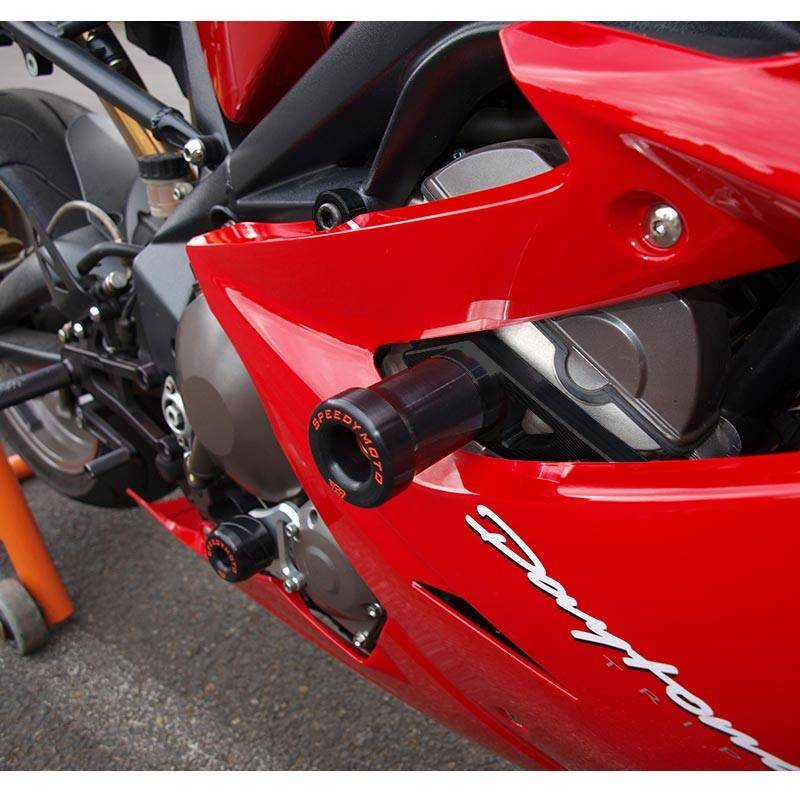 Ducati  Frame Sliders No Cut
