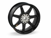 BST Wheels - BST Panther Tek Carbon Fiber Rear Wheel: BMW K1200-1300R/S, R1200GS '04-'13, HP2, R nineT