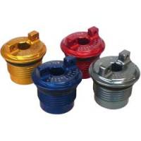 STM - STM Oil Fill Plug M20X1.5 (RED only) Ducati